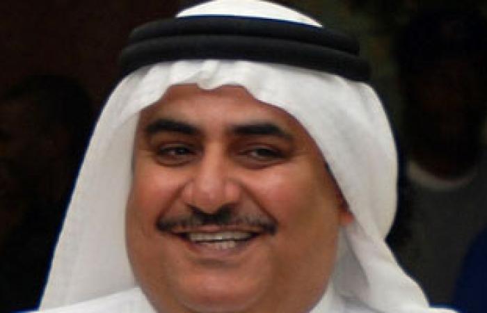 """وزير خارجية البحرين: حسن نصر الله """"إرهابى يجب إيقافه"""""""