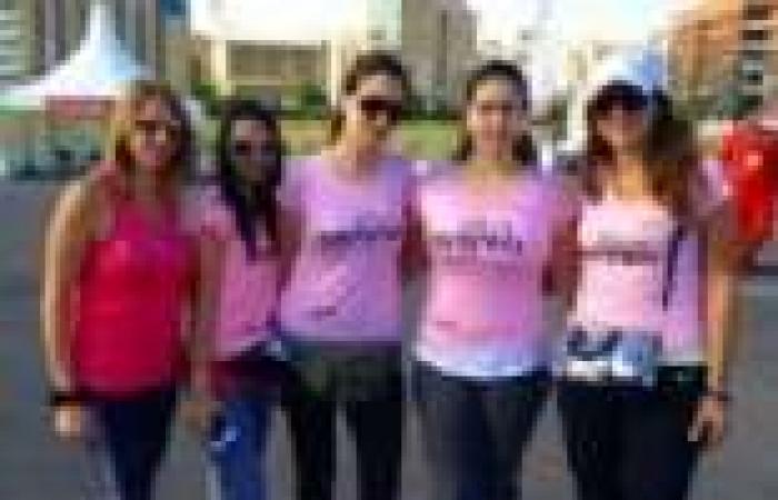 """""""عن جد قوية"""".. رسالة من بيروت للتأكيد على حقوق المرأة"""
