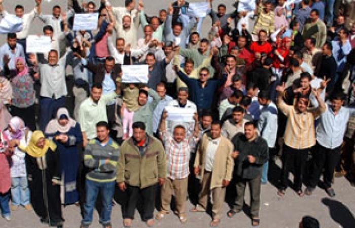 نقابة الكهرباء تبحث الجمعة التصعيد ضد الوزارة لتحقيق مطالب العمال