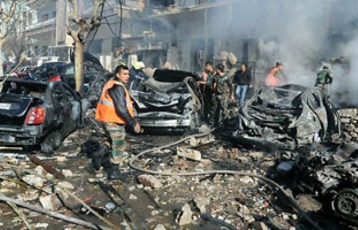 """مواجهات عنيفة فى الغوطة الشرقية بين """"الجيش الحر"""" وعناصر """"حزب الله"""
