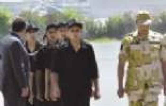 الجنود السبعة يعودون إلى منازلهم بعد أسبوع من تحريرهم