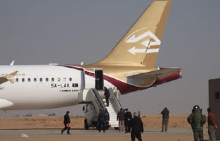 """إغلاق مطار """"سبها"""" بجنوب ليبيا بعد خطف زعيم ميليشيا"""