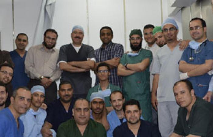 إجراء أول عملية زرع للصمام الأورطى فى مستشفى جامعة بنى سويف
