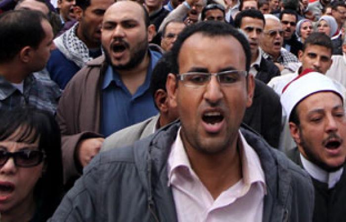 تكريم فودة والحسينى فى مهرجان الإعلام الإقليمى الأول بمدن القناة وسيناء