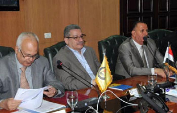 توقيع اتفاقية بين جامعتى بنى سويف و6 أكتوبر