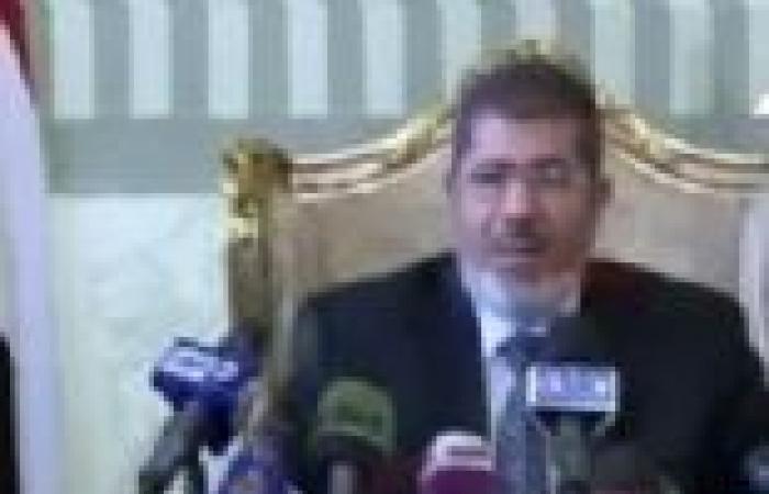 مرسي يفتتح مؤتمر ومعرض منظمات المجتمع المدني