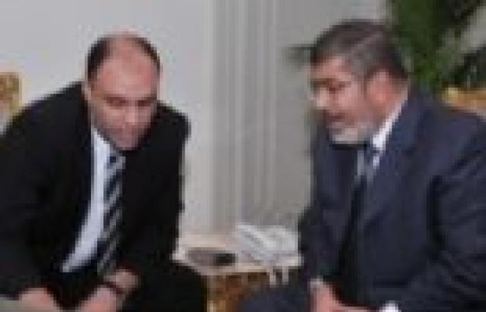 """اليوم.. مرسي يعقد اجتماعا مع وزيري الخارجية والري لبحث قضية """"سد النهضة"""""""