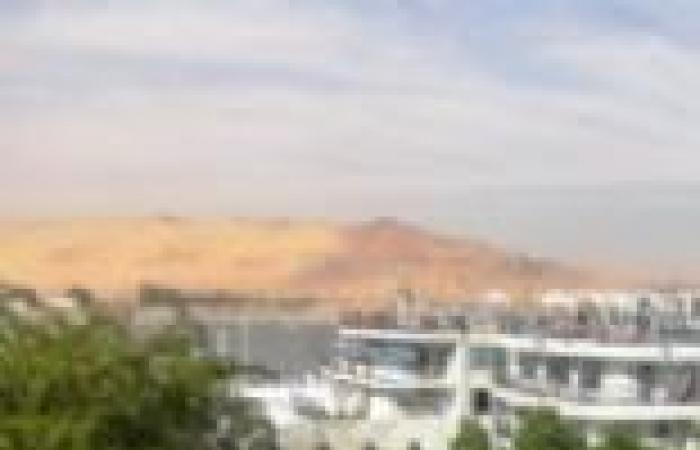 نجاة 29 سائحًا من الموت بعد اصطدام فندقين عائمين بجنوب الأقصر