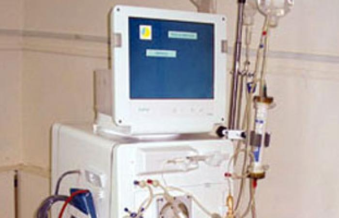 14 ماكينة غسيل كلوى جديدة ووحدتين لتنقية المياه بمستشفيات الفيوم
