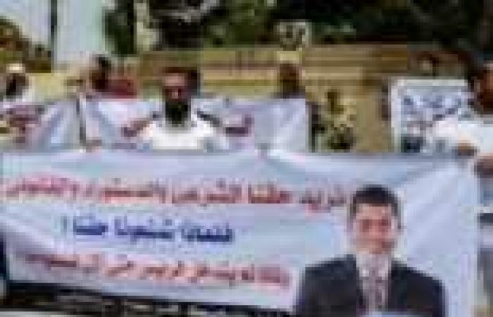 «الضباط الملتحون» يتظاهرون أمام «الاتحادية» غدا.. ورسالة لـ«مرسى»: اتق الله