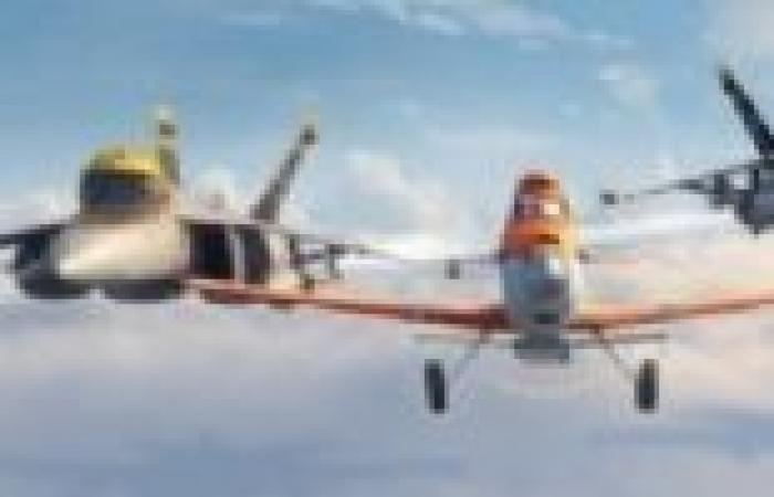 """""""ديزني"""" تطرح مقدمة إعلانية جديدة لفيلم Planes"""