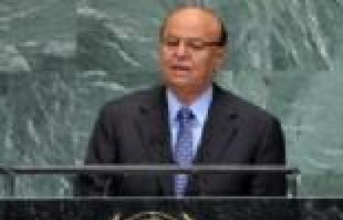 مستشار الرئيس اليمني يصل القاهرة