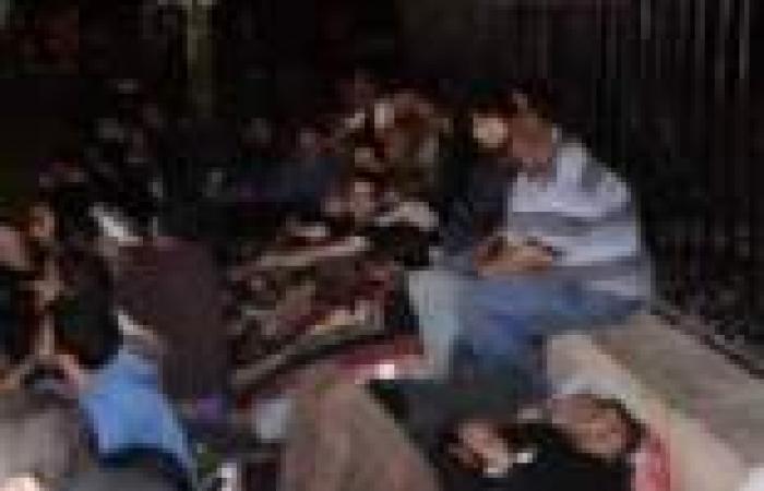 """""""6 أبريل"""" تعتصم أمام """"الداخلية"""" لحين الإفراج عن معتقلي """"بلاك بلوك"""""""