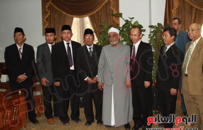 وكيل الأزهر لوفد إندونيسيا: نحرص على تعميق الصلة مع دول العالم الإسلامى