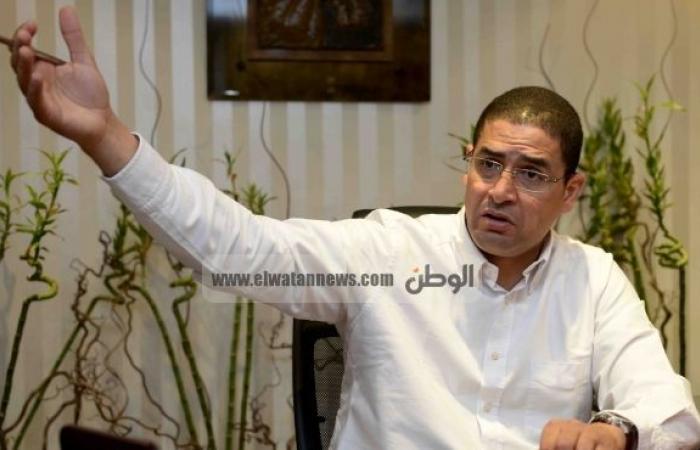 أبوحامد: ترشح مرسي باطل لأنه جاء بتزكية من نواب مجلسين غير قانونيين