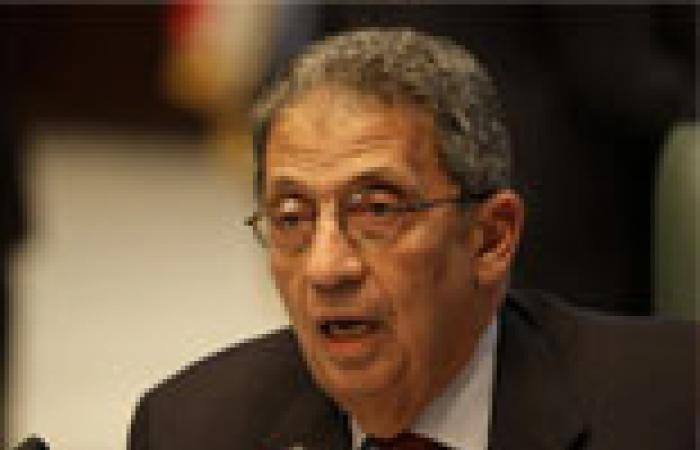 """""""موسى"""" يطلب تقرير اللجنة الثلاثية ويلتقى سفير إثيوبيا قبل لقاء """"مرسي"""""""