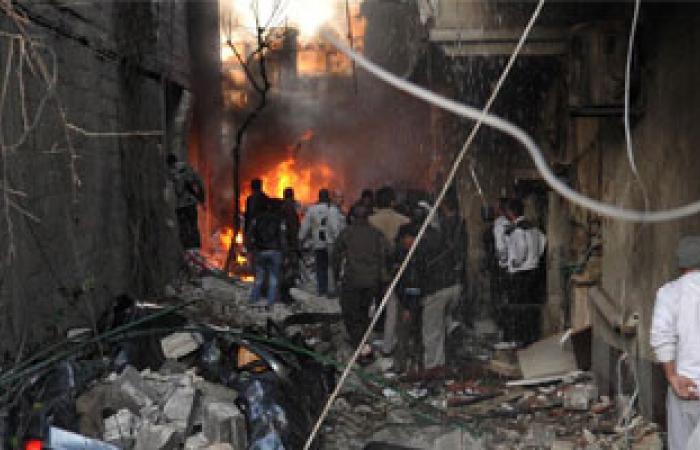 مقتل 4 عراقيين وإصابة 3 فى حادثين منفصلين ببعقوبة