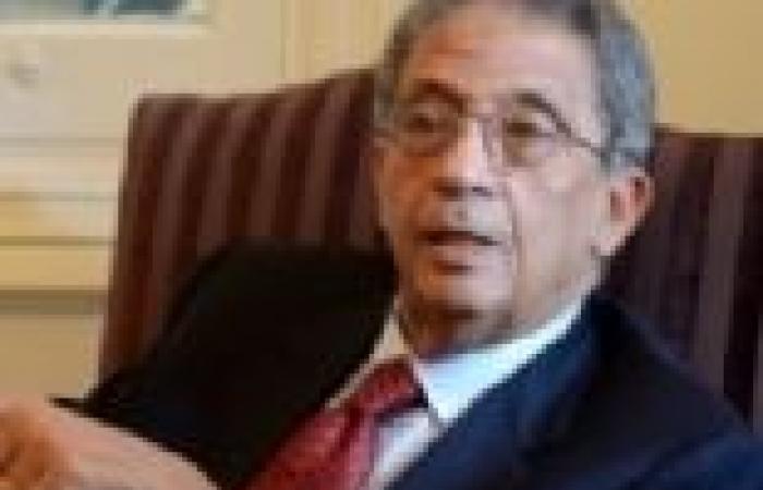 """غدا.. عمرو موسى ضيف إبراهيم عيسى في """"القاهرة والناس"""""""