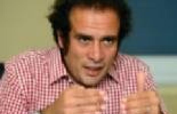 عمرو حمزاوي: كنت على علم بإذاعة الحوار على الهواء مباشرة
