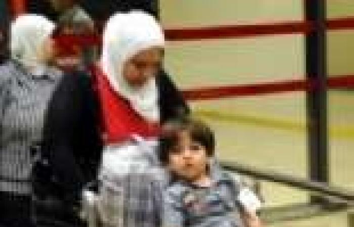 بالصور| الأناضول تتابع وصول شراكس سوريين إلى تركيا