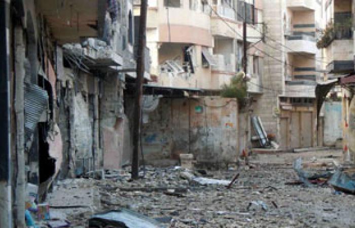 المرصد السورى: اشتباكات عنيفة فى مطار منغ العسكرى بريف حلب