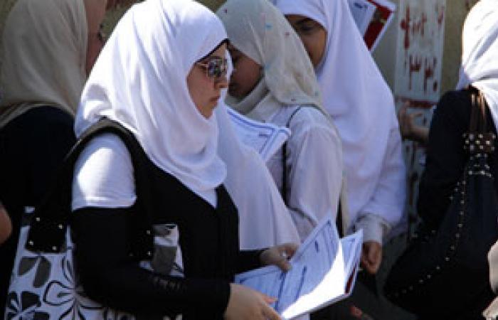 إجراءات أمنية مشددة على مركز توزيع أسئلة الثانوية العامة بالغربية