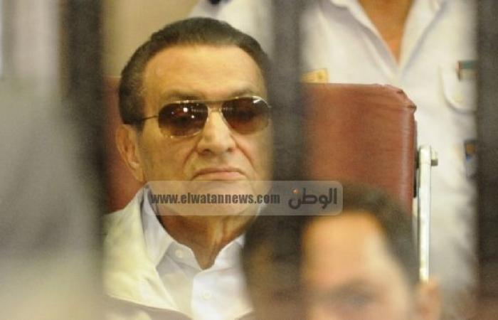 تأجيل محاكمة مبارك في قضية قتل المتظاهرين إلى الاثنين المقبل