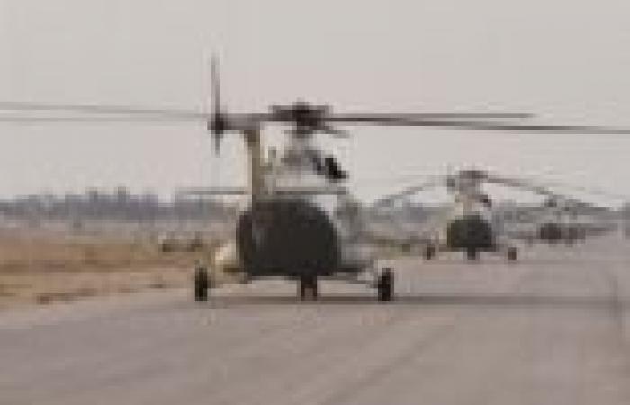 """غدا.. بدء التدريب المصري السعودي للقوات الجوية """"فيصل 10"""""""