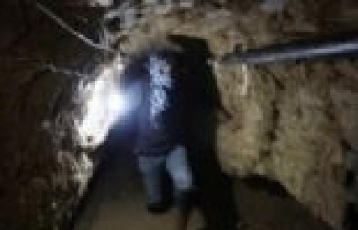 """مصدر أمني لـ""""الوطن"""": تشديد الرقابة على الأنفاق لمنع تسلل """"حماس"""" إلى مصر قبل 30 يونيو"""