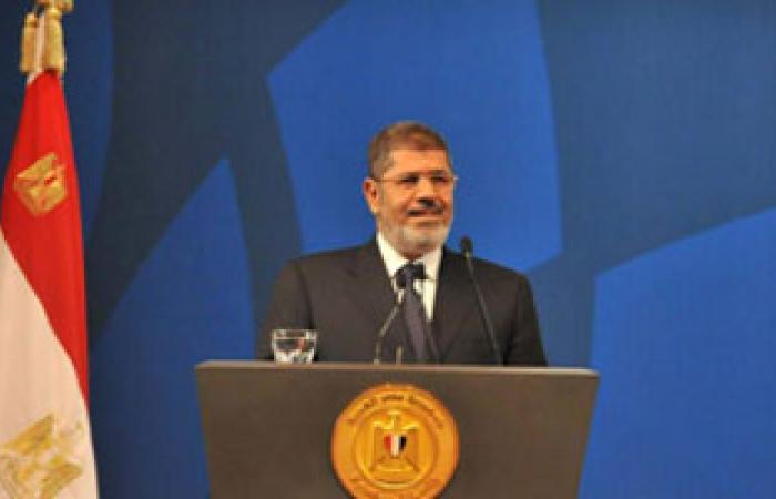 """الأحد القادم.. تسليم وثيقة """"الدعم بالدم"""" للرئيس مرسى"""
