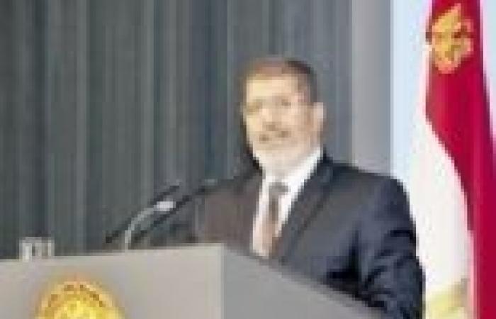 """مرسي يصدق على قرار """"عمومية الدستورية"""" بتعيين عدلي منصور رئيسا للمحكمة"""