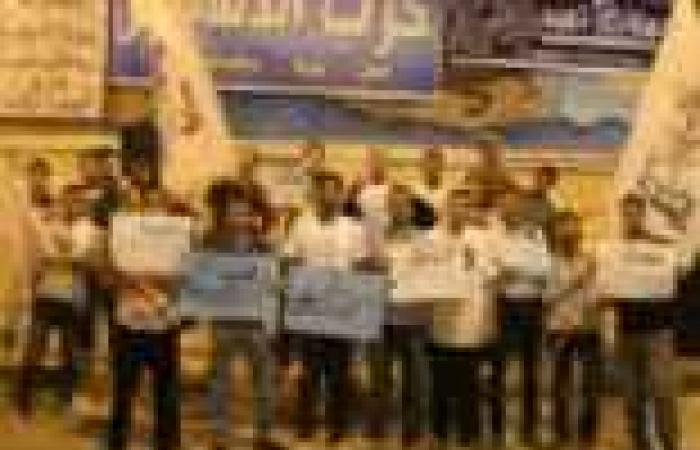 تصاعد فعاليات الحشد لـ30 يونيو: أطفال يجمعون توقيعات لــ«تمرد».. وحملات جرافيتى ومسيرات بالمحافظات