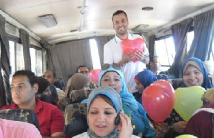 """""""الدستور"""" ينظم قافلة طبية بمنطقة الطابية بالإسكندرية"""