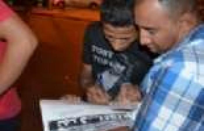 """""""تمرد من البلكونة"""".. دعوة من شباب السويس للمشاركة الشعبية في """"30 يونيو"""""""