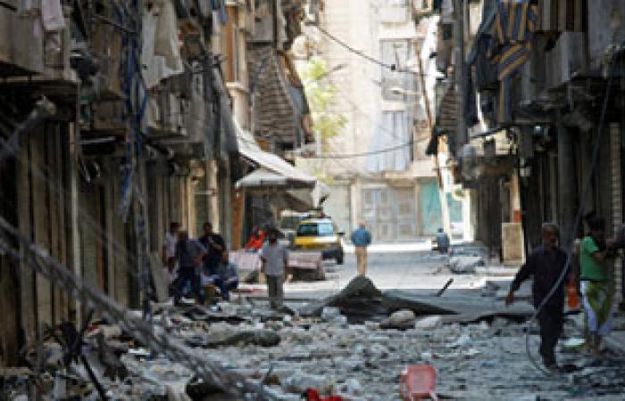 انشقاق ضباط عن قوات الأسد والتحاقهم بصفوف الثوار وسط قصف على دمشق
