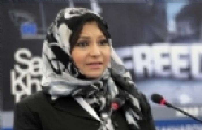 """أسماء محفوظ: مؤتمر """"مرسي"""" لاستعراض قوته في الحشد قبل 30 يونيو"""