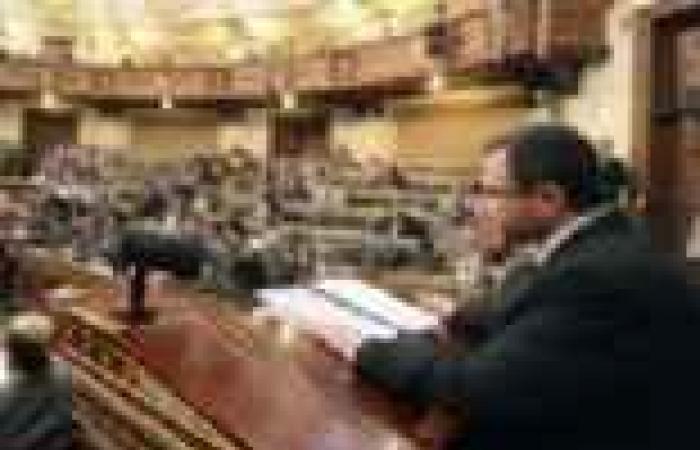 """وكيل """"تشريعية الشورى"""" يهاجم الصناديق الخاصة بوزارة العدل"""