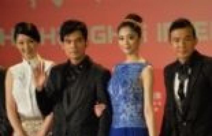 بالصور| نجوم الصين في حفل افتتاح مهرجان شانغهاي السينمائي الدولي