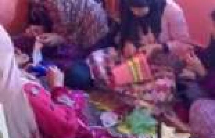 """أمانة """"الوسط"""" بالفيوم تدرب المرأة على صناعة الكروشيه"""