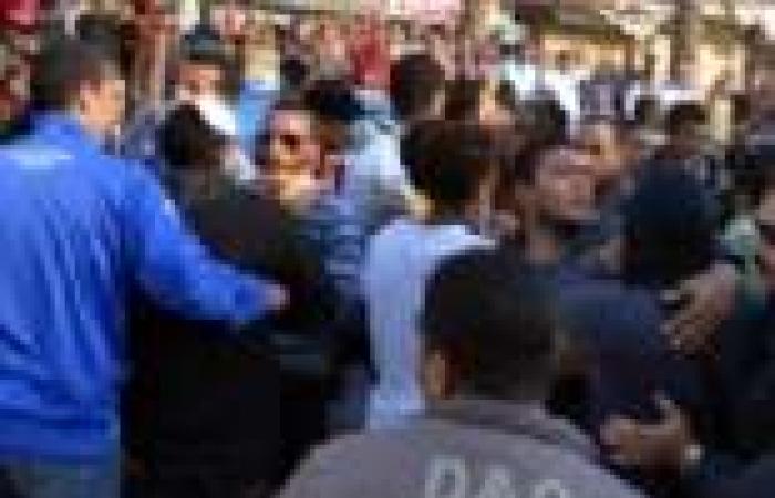 احتجاز 3 نشطاء بقسم ثالث الإسماعيلية في اشتباكات بين مؤيدي ومعارضي مرسي