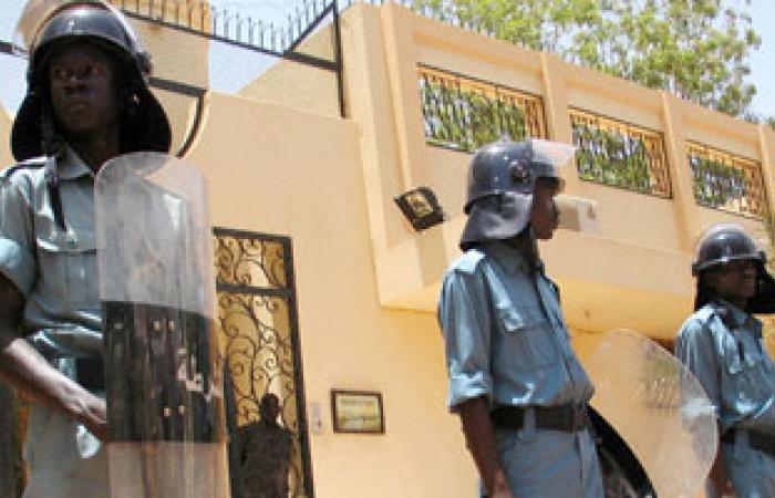 بحث تطوير التعاون فى المجال الشرطى بين السودان وإندونيسيا