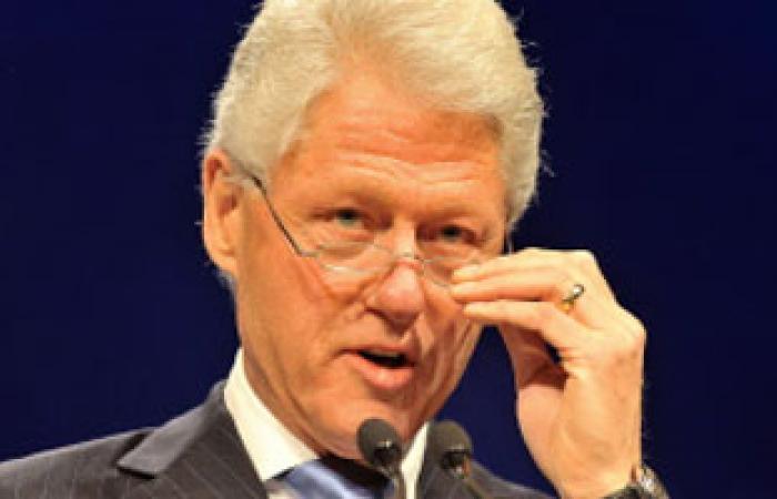 بيل كلينتون: على إسرائيل أن تصنع السلام مع الفلسطينيين لتنجو