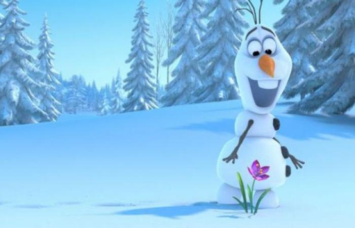 Disney تشكف عن صور فيلم Frozen