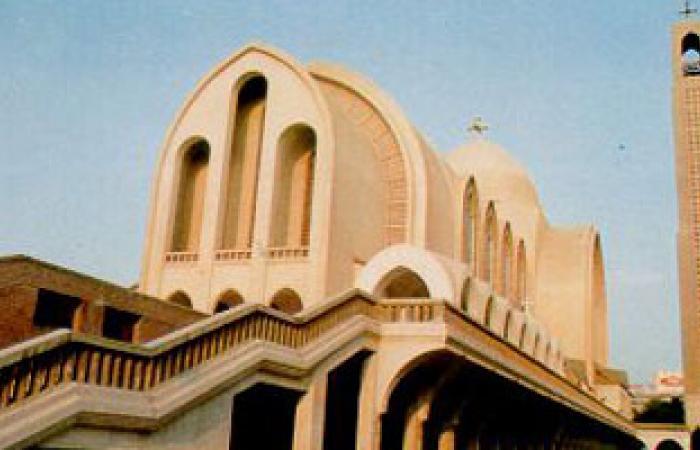 """أقباط """"طنط الجزيرة"""" يعلنون الدخول فى اعتصام أمام الكاتدرائية"""
