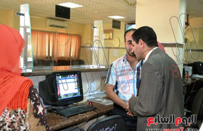 محافظ الإسماعيلية يفاجئ مستشفى فايد ويلتقى بالمواطنين ويتابع الخدمات
