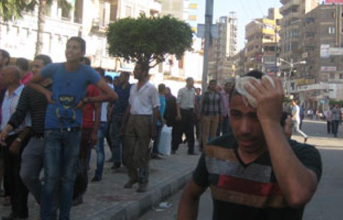 """استمرار احتجاز أعضاء بـ""""الإخوان"""" داخل مسجد بالمنصورة"""