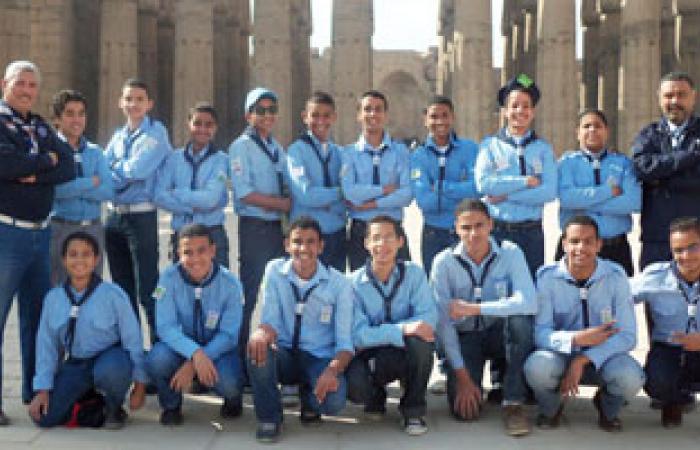 """""""تعليم الفيوم"""" يحقق المركز الثانى على مستوى الجمهورية بمراكز التدريب الكشفية"""
