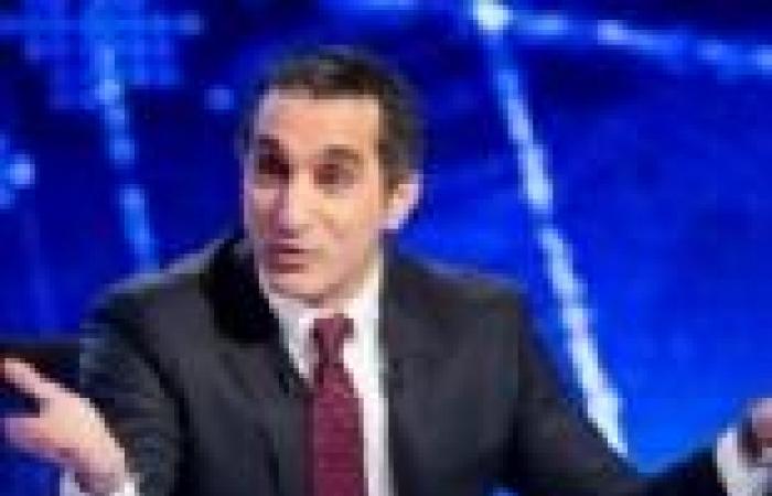 باسم يوسف: صورنا الحلقة يوم الخميس عشان نلحق خطاب الرئيس