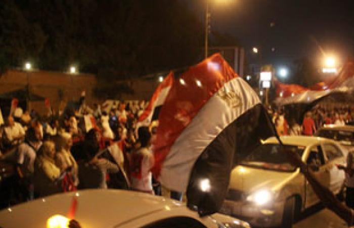 تظاهرة بسفاجا تطالب بسقوط حكم الإخوان