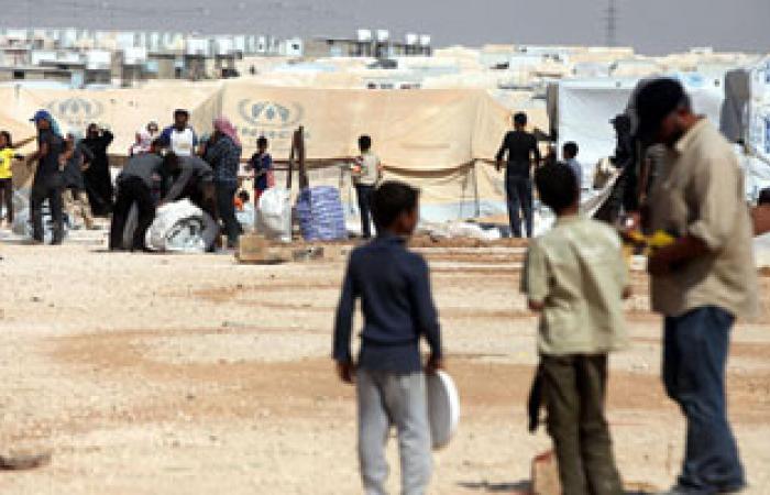 مخيم جديد للاجئين السوريين في أورفا التركية
